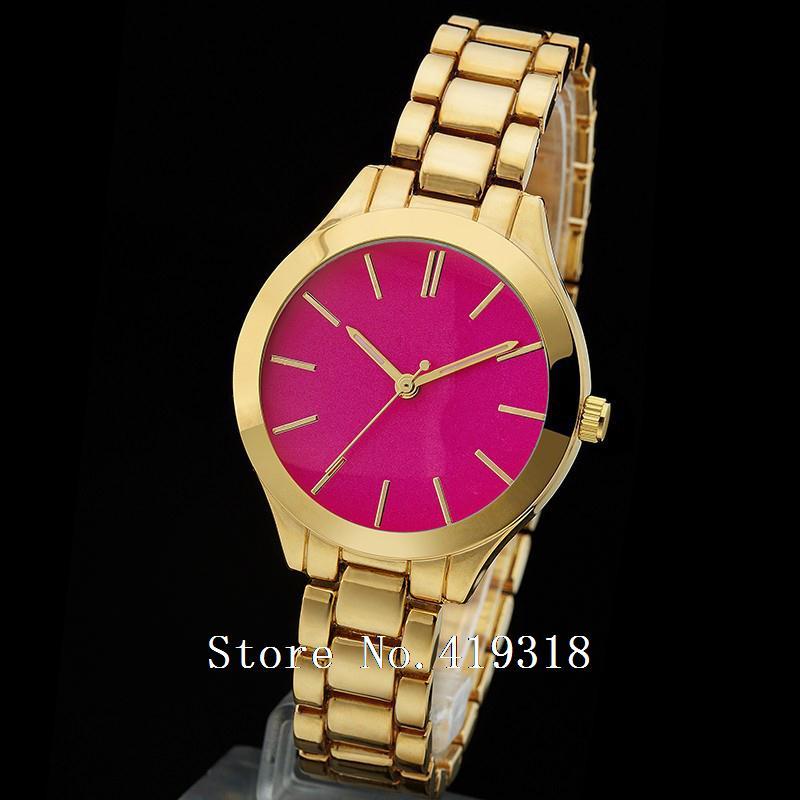 Часы женские роскошные золотые фото