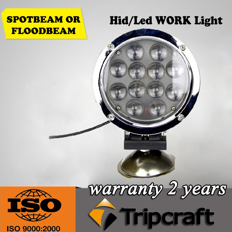 Promotion! 6PCS/LOT! 60W CREE LED WORKING LIGHT Silver color Spot beam for Motorcycle Tractor Boat 4WD Off road Truck(China (Mainland))