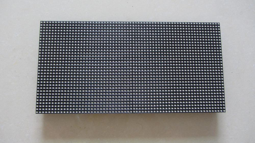 Wholesale LED Dot Matrix Display Module P5 Indoor 320MM*160MM RGB SMD3528 64*32 1/16 scan LED Panel 40000 pixels/sqm >2000cd/m2(China (Mainland))