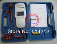 Battery capacity tester with printer MST-8000