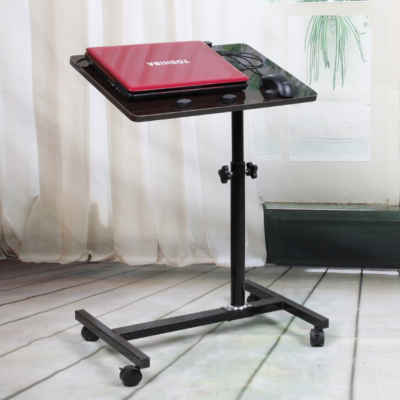 Ikea lazy environmental assembled laptop desk bed foldable - Mesa para portatil ikea ...