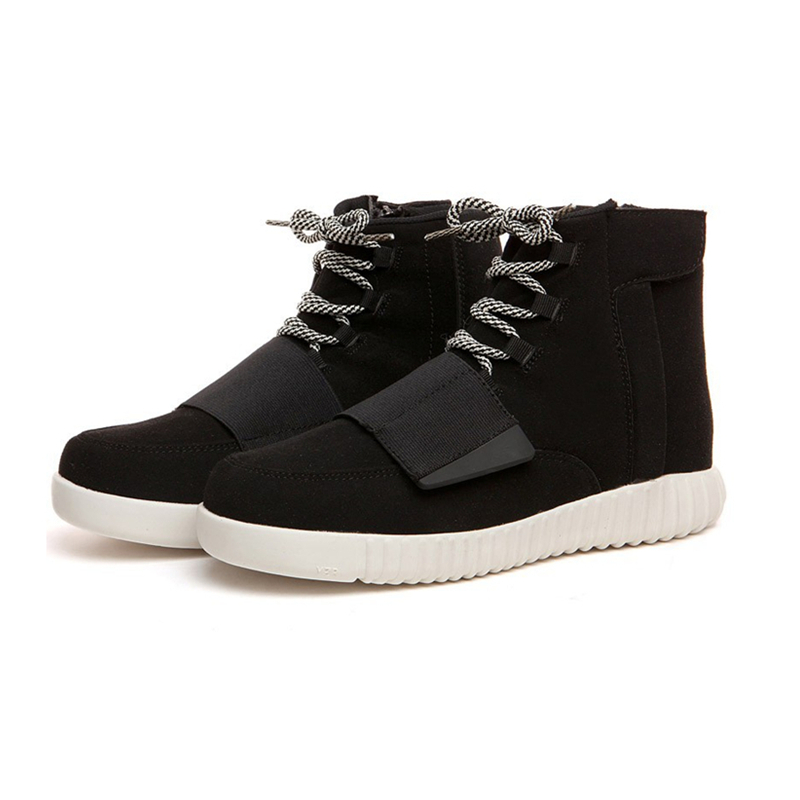 fashion brand high boots shoes casual mens fashion