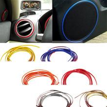 Best seller  High quality car decor 5m Flexible Trim For Car AUTO Interior Exteri