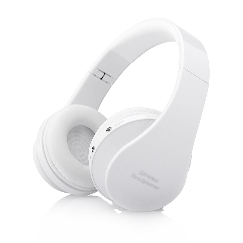 Foldable Wireless Stereo Bluetooth Headset Headphone Earphone with mic For iPhone Laptop Mobile T10
