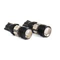 1x T10 LED 12V 20W W5W 196 168 Lights Bulbs Car LED Auto Lamp With Projector