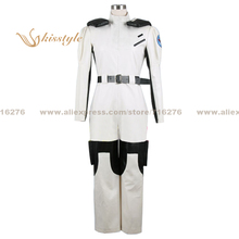 Kisstyle Fashion Mobile Suit Gundam 00 Graham Aker Uniform COS Clothing Cosplay Costume,Customized Accepted