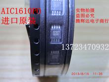 Boost DC/DC IC AIC1610PO MSOP8 import new home furnishings AIC1610GO AIC--THD2 - Sunshine co.,LTD store