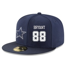 2016Men's Jason Dez Tony Romo Ezekiel Dak Roger Prescott Staubach Elliott Bryant Witten Stitched Snapback Adjustable Player Hats(China (Mainland))