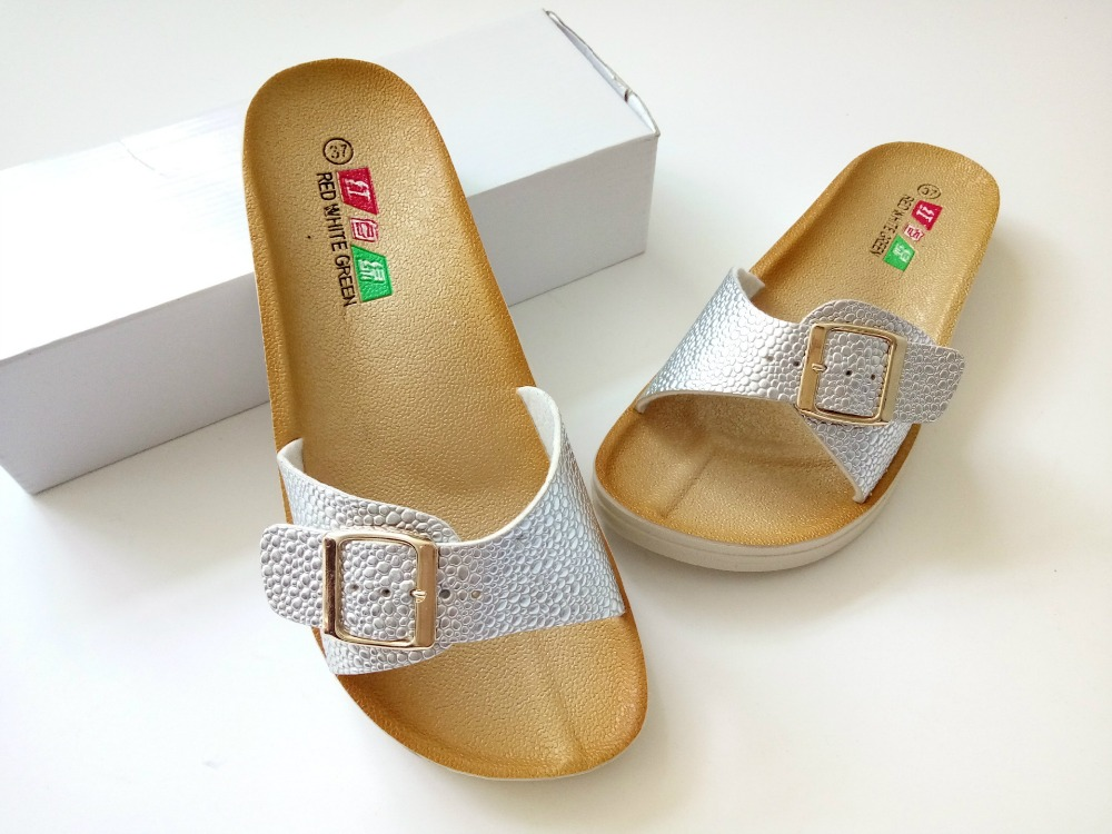 Sapato Feminino Limited Rushed Ladies Shoes Brand Sandals 2016 Women Flat Beach Slippers Summer Shoes With Sandales Size 36-41(China (Mainland))