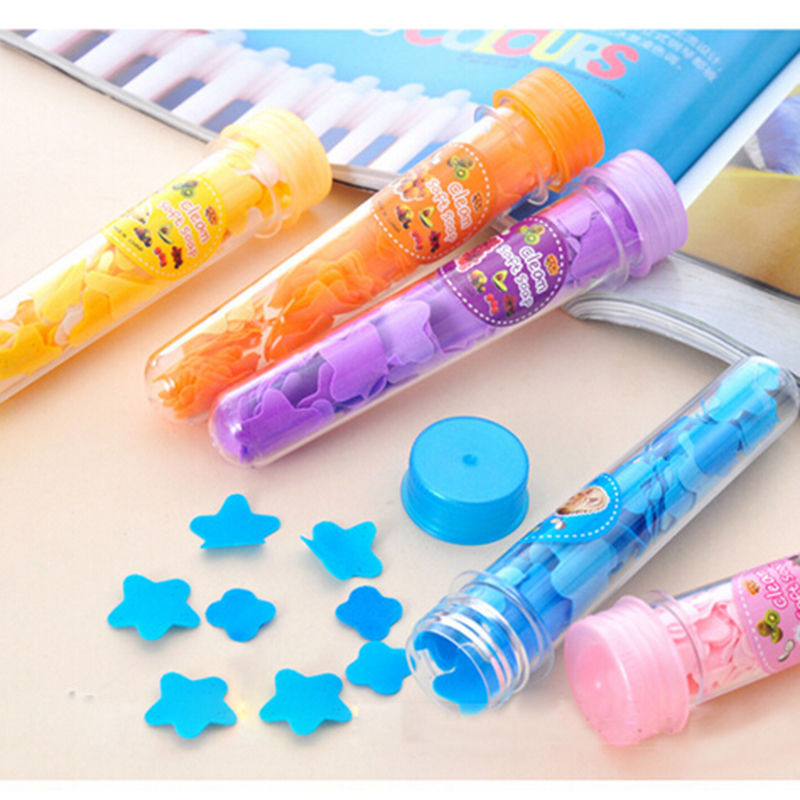 5PCS Soap Petals For Travel Portable Tube Scented Soap Bath Flakes Child Hand Washing Soaps For Health Care(China (Mainland))