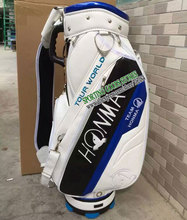 Wholesale new Golf Bag HONMA Golf Cart Bag 9 inch 3 colors in the stock With bag covers EMS Free shipping(China (Mainland))