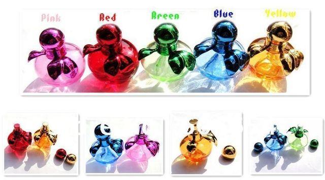 Cosmetic jars Small  glass perfume bottles spray perfume bottles  perfume spray bottle manufacturers glass spray bottles