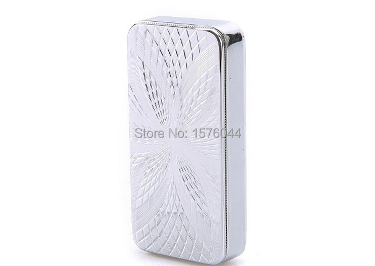 ถูก E4097Metalวาดลวดโลตัสบุหรี่อิเล็กทรอนิกส์เบาเกรดสูงสร้างสรรค์แบบชาร์จไฟUSBเบาจัดส่งฟรี