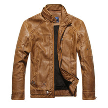 Leather biker jackets for men online shopping-the world largest