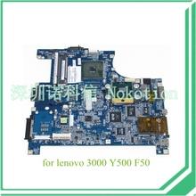 Igl50 LA-3371P для lenovo 3000 Y500 F50 материнской платы ноутбука 940GML DDR2