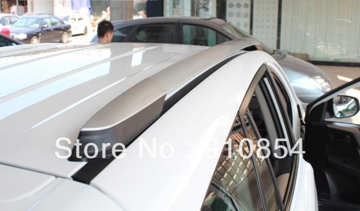 High Quality! Aluminium Alloy OEM Type Roof Rack Side Rails Bars Luggage Carrier For TOYOTA RAV4 RAV 4 XA40 2013 2014 2015(China (Mainland))