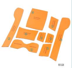 Hyundai SantaFe ix45 ix35 ix25 MISTRA ELANTRA Sonata 8 Sonata 9  Leather Gate slot pad Teacup pad Non-slip pad <br><br>Aliexpress