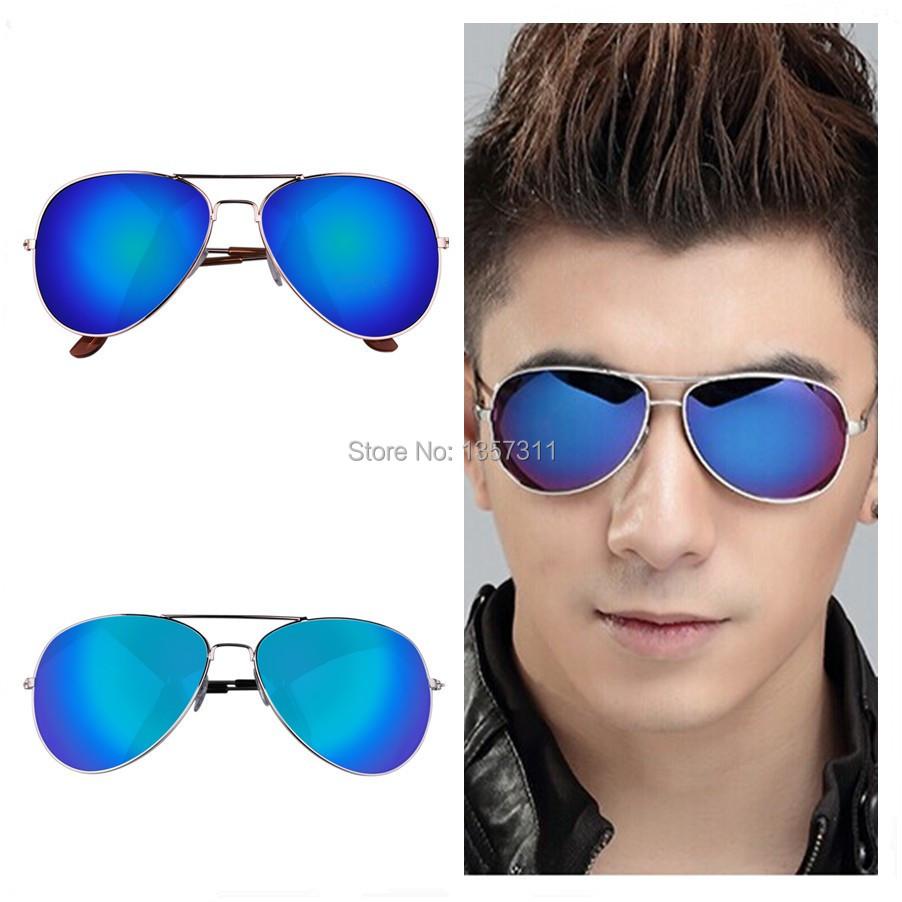 2015 New Classic Aviator Gold Metal Frame Sunglasses Polarized Golf Sun Glasses For Men& Women(China (Mainland))