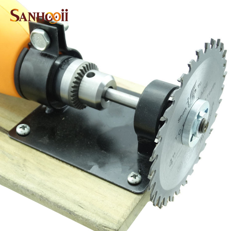 Electric Drill Converter 10mm Diameter Shank Electric Drill Changer Cutter Base Tool(China (Mainland))