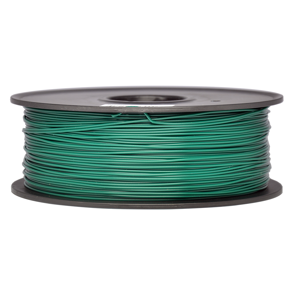Synkia brand Deep Green 3D Printer Filaments PLA 1kg plastic Rubber Consumables for 3d Pen MakerBot