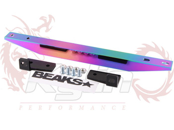 KYLIN STORE - NEW NEO CHROME SUBFRAME LOWER TIE BAR REAR FOR RSX 02-06 DC5 TYPE-S  for CIVIC 01-05 EP3 EM2 ES1