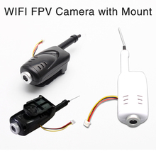 High Quality Sparepart X5SW Helicopter Drone Spare FPV Camera & Mobile Phone Clip of Syma X5SW FPV RC Drone Quadcopter