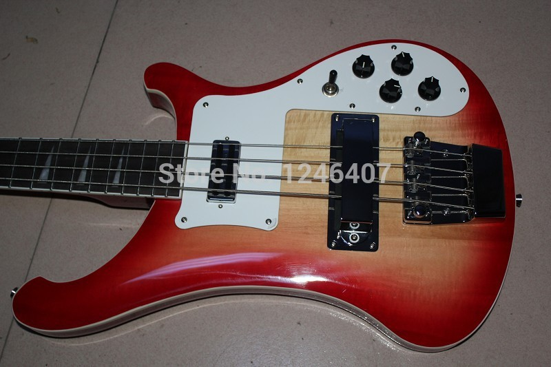 Manufacturer to produce the best four string guitar bass guitar EMS express delivery free of charge(China (Mainland))