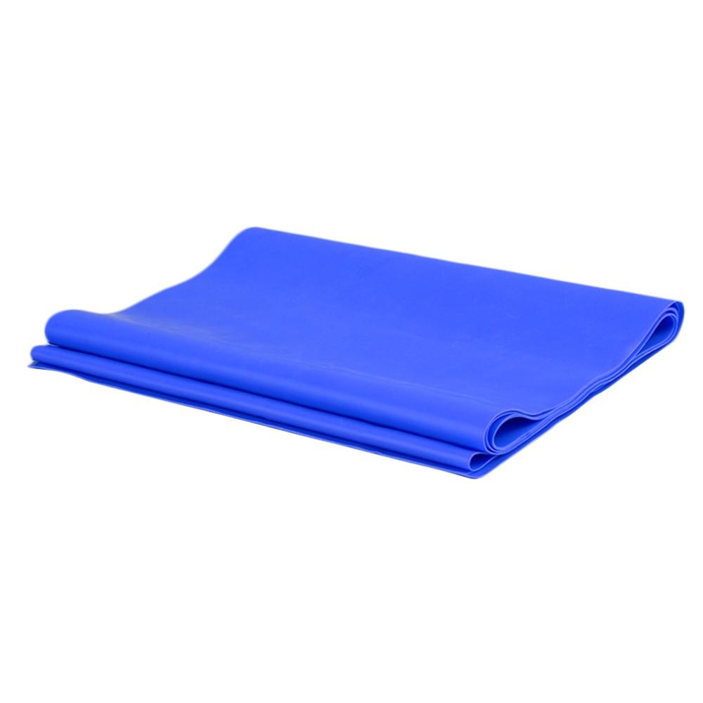 1 2m Elastic Yoga Pilates Rubber Stretch Exercise Band Arm