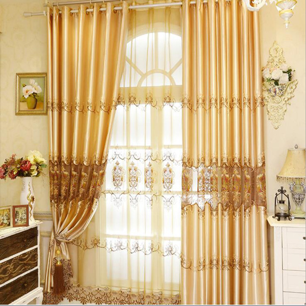 High Quality Hot Selling Fancy Latest Curtain Designs For