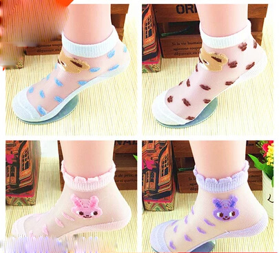 The most beautiful baby socks contains 2 pairs that girls socks are so beautiful that children socks also can be a good present(China (Mainland))