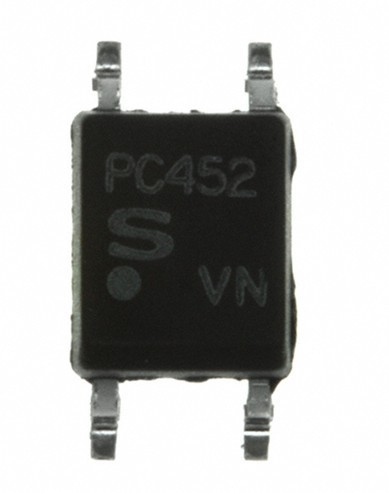 Free shipping 10PCS/ PC452 SHARP SOP4 All new(China (Mainland))