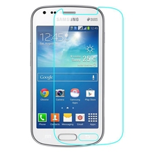 Buy 9H Premium Tempered Glass Samsung Galaxy S Duos S7562 GT-S7562 7562 Trend Plus S7580 S7582 Screen Protector Protective Film for $1.41 in AliExpress store