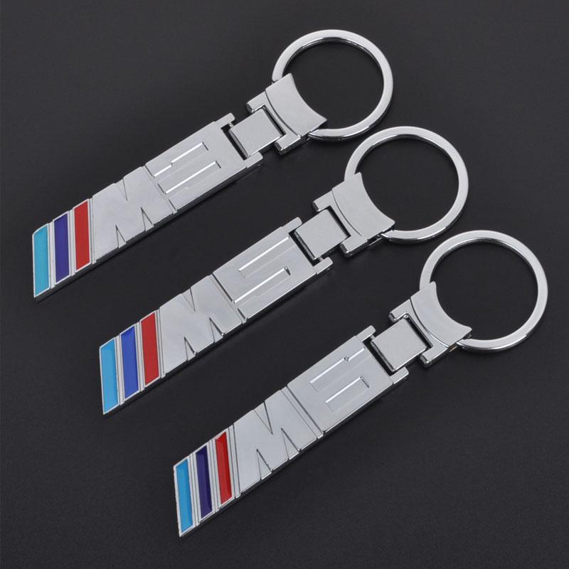 Fashion Metal Car Logo Chaveiro Llavero key ring keyring keychain key chain for bmw auto 1 3 5 6 7 X X1 X3 X5 X6 E3 E5 E6 Z4(China (Mainland))