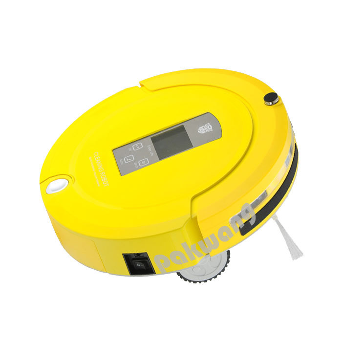 Free Shipping to the world 2015 Newest Factory Direct Hot Selling Product Robot Vacuum Cleaner(China (Mainland))