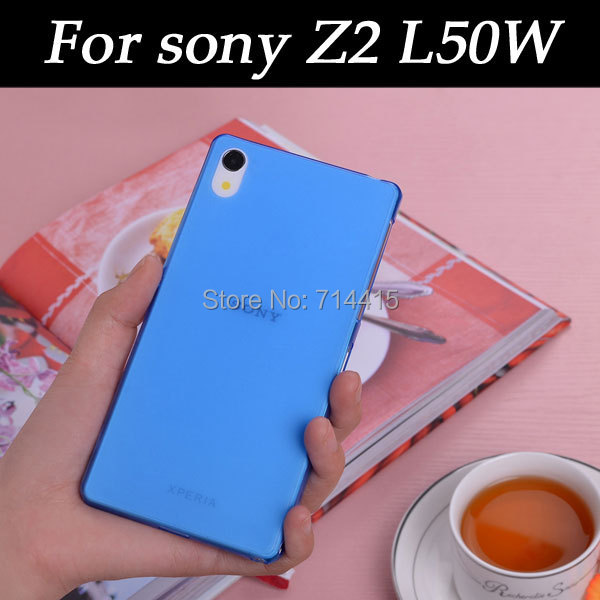 ultra thin 0.3mm Perfect Design Case Cover For Sony Xperia Z2 D6503 D6502 L50W Cover Skin Shell PPZ2(China (Mainland))