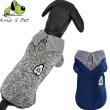 Buy KING-S PET Korea Style Pet Dog Clothes Small Dogs Puppy Coat Jacket Sweater Shirt Autumn Warm Winter Clothing Pets 1 for $6.19 in AliExpress store