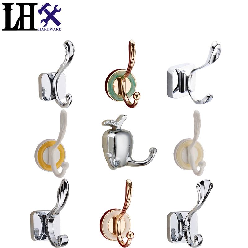 Compra ropa gancho de metal online al por mayor de china for Ganchos de aluminio para ropa