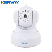 Buy White Kervay C7837WIP CCTV 720P Wireless IP Camera Wifi Night Vision Camera IP Network Camera CCTV WIFI P2P Onvif IP Camera for $25.99 in AliExpress store