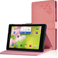 Luxury Printing Pattern Folio Cover With Stand PU Flower Leather Case Cover For Lenovo TAB S8