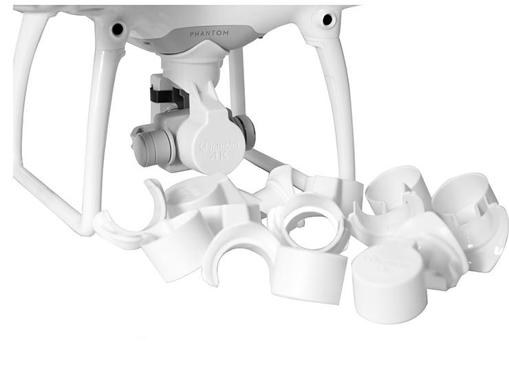Lens Cap For DJI Phantom 4 Lens Cap Camera Lens Cover Protective Case Accessories