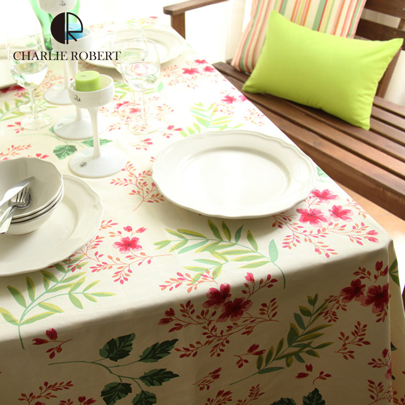 2016 New Arrival Table Cloth High Quality Dinner Tablecloth Decorative Elegant Table Cloth Linen Table Cover(China (Mainland))