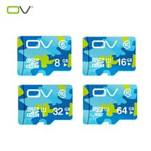 OV 80MB/s Memory Card 32GB 16GB 64GB Class 10 Micro SD TF Card Camouflage Version Free Shipping(China (Mainland))