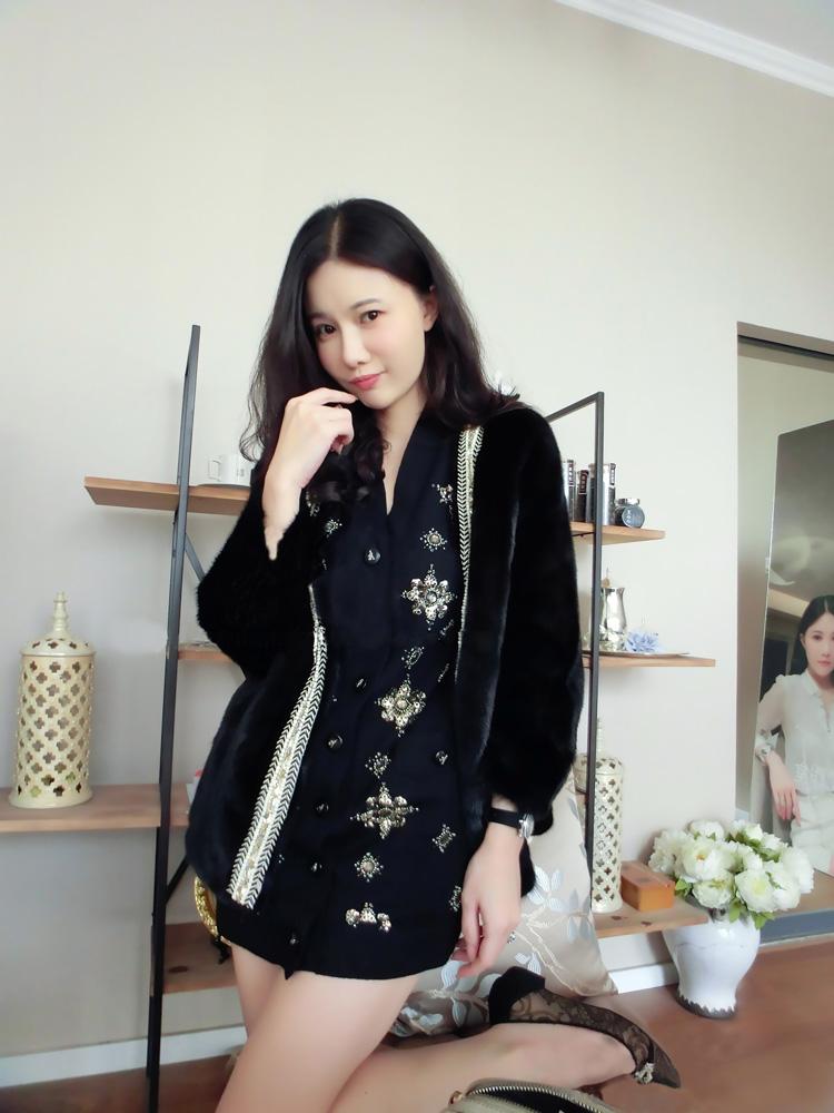 Aliexpress.com: Comprar Liu Meiren Liu Yuyi con V collar moldeado ...