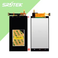 Buy 100% tested Huawei Ascend P2 Black LCD Screen Display touch screen digitizer assembly for $18.98 in AliExpress store