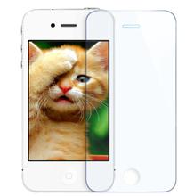for premium tempered protective film on iphone 4s 4 screen protector guard verre trempe pelicula de vidro for ipone 4s 4
