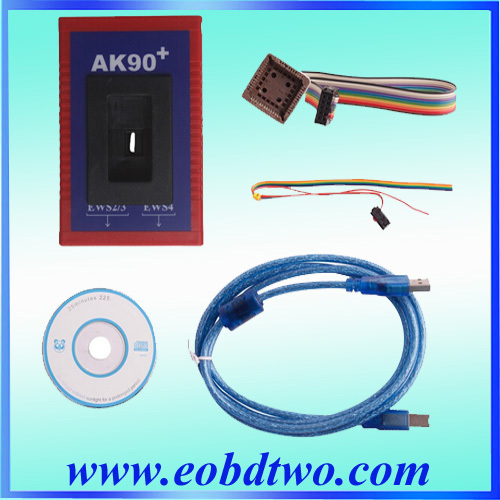2015 Promotion AK90 Key Programmer AK90 Pro Key Maker for BMW All EWS Version V3.19(China (Mainland))
