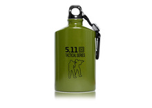 Hot Sale Aluminum Alloy March Kettle 600ml Outdoor Water Bottles Camping Cycling Kettle Accessories With Compass(China (Mainland))