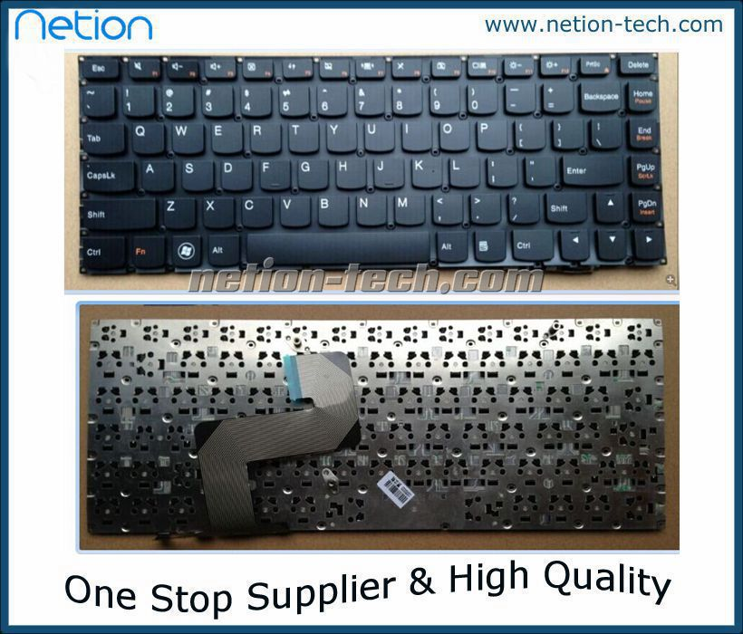 Notebook Keyboard Replacement U400 Notebook Keyboard