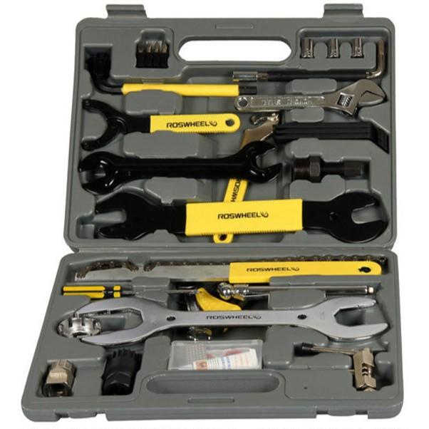 Practical Universal Bike Bicycle Repair Tool Set 44 Parts Repair Kit(China (Mainland))