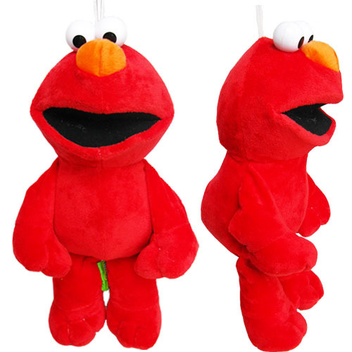 Cartoon Sesame Street Elmo Plush Toys Soft Stuffed Dolls Children Gifts 45cm(China (Mainland))